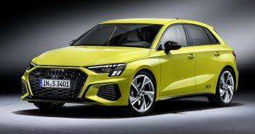 Llantas Audi S3, selección de diseños compatibles»